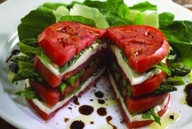 Salads / Salad recipes without chicken / by Beth Area