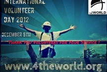 4 The World Volunteers / Pictures of our volunteers