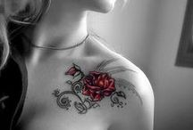 """Tattoo & Piercing / """"Our bodies were printed as blank pages  to be filled with the ink of our hearts"""""""