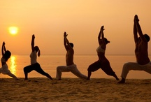 Health Yoga / Yoga is a great way to help maintain our body, mind and spirit.  Namaste