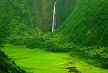 Mother Nature Waterfalls