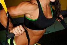 Fitness TRX Exercise / TRX is a great exercise and fitness training program.