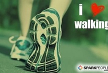Fitness Walking / Walking is the Way to great fitness and health.