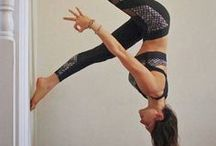 Fitness Yoga / Fitness and yoga are like a hand in a glove.  They just go together.