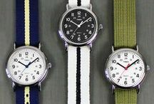 The Weekender / by Timex