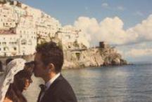 John & Noè / Wedding in Amalfi ( Naples-Italy)