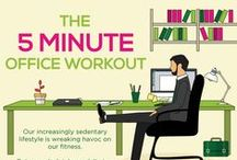 Office work out / Exercises you can do at your desk!