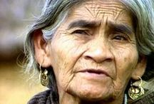 Female Shamana / Women have always been healers of their tribe. Often once they pass menopause, they step into the role of community healer, using the wisdom passed down from centuries of generations before them.