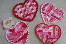 Valentines Day / Crafts and ideas for Valentines Day!