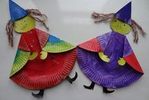 Halloween / Ideas and crafts for Halloween fun!