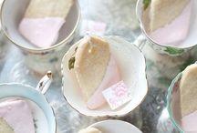 Tea - coffee time / Thee - koffie