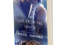 The Girl from The Savoy / Inspiration for the novel, coming June 2016.