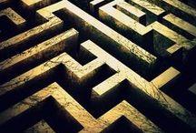 Labirynt / Uważaj, abyś się nie zgubił...