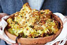 v e g e t a r i a n   x - m a s   f o o d / Vegetarian Christmas food ideas