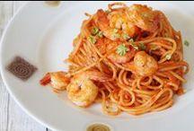 Ζυμαρικά και Ρύζι | Spaghetti and Rice
