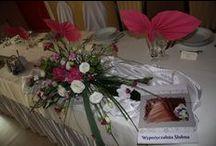 Śluby i wesela / Dekoracje kwiatowe na ślub i wesele