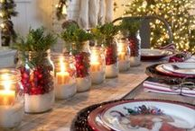 Christmas Decorations / Christmas decoration ideas for the home