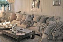 Living Room Inspiration / Living room inspiration