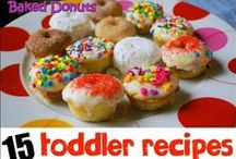 Cooking With Kids / Tasty treats you can cook with the kids