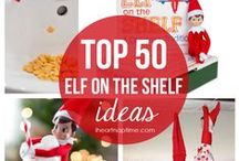 The Elf On The Shelf / Awesome Elf On The Shelf ideas to amaze your children