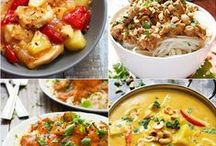Slow Cooker Recipes / Lots of tasty slow cooker recipes