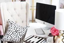 Home Office Inspiration / Home office inspiration