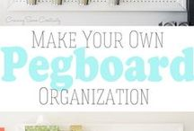 Organization Ideas For The Home / Organization ideas for the home