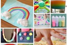 Home Education - Colours / Home education activities on colours