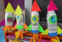 Home Education - Space / Home education space themed activities