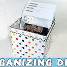Craft Project Videos / Inspirational craft videos using products from Deflecto Crafts.