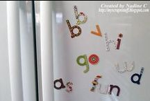 Deflecto Magnetic Craft Sheets / Create. Display. Enjoy™