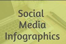 Social Media Infographics / Who doesn't love an infographic? Discover how to use social media for business | Social media made easier with this collection of the latest social media infographics