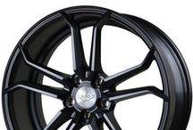 black alloy wheels / black alloy wheels, black alloy wheels on cars