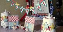 Party Crafts & Decorations / Inspirational ideas on DIY craft decorations for your next party.