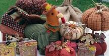 Thanksgiving / Fall Crafts & Decorations
