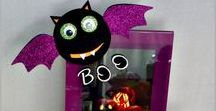 Halloween Crafts & Decorations