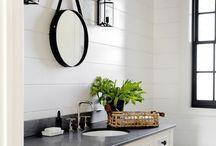 Guest Bathroom / Idea designs for guest bathroom remodel.