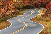 US Fall Foliage Road Trip
