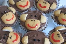 Food - Cup-cakes / by Sheila Nevala
