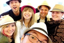 Fedora Friday! / It's the coolest company culture ever! A Friday without a Fedora in our heads is not a happy Friday.