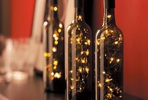 Recycle | Empty Bottles / Innovative ways to reuse empty bottles and corks