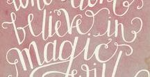 Words & Quotes / Pretty words and inspirational quotes - Jolies phrases et citations inspirantes