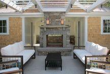 Fireplace - Exterior