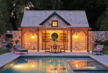 Pools & Poolhouses & Outdoor Showers
