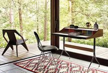 Workspace / Your surroundings inspires the way you work