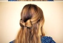 Awesome hairstyles and makeup / by Gabriela Villena