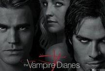 Vampire Diaries / One of my Favourite Tv Series I Watch