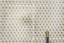 Wallpapers, Carpets, Patterns