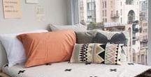 Chambre | Bedroom / Les jolies chambres cocon qui donnent envie d'aller se coucher | Comfy Bedrooms Inspiration
