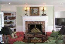 Fireplace - Brick